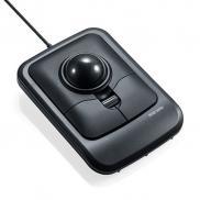 【新生活応援セール】腱鞘炎予防トラックボールマウス(大型ボール・直径45mm・左利き右利き両対応・光学式・有線)